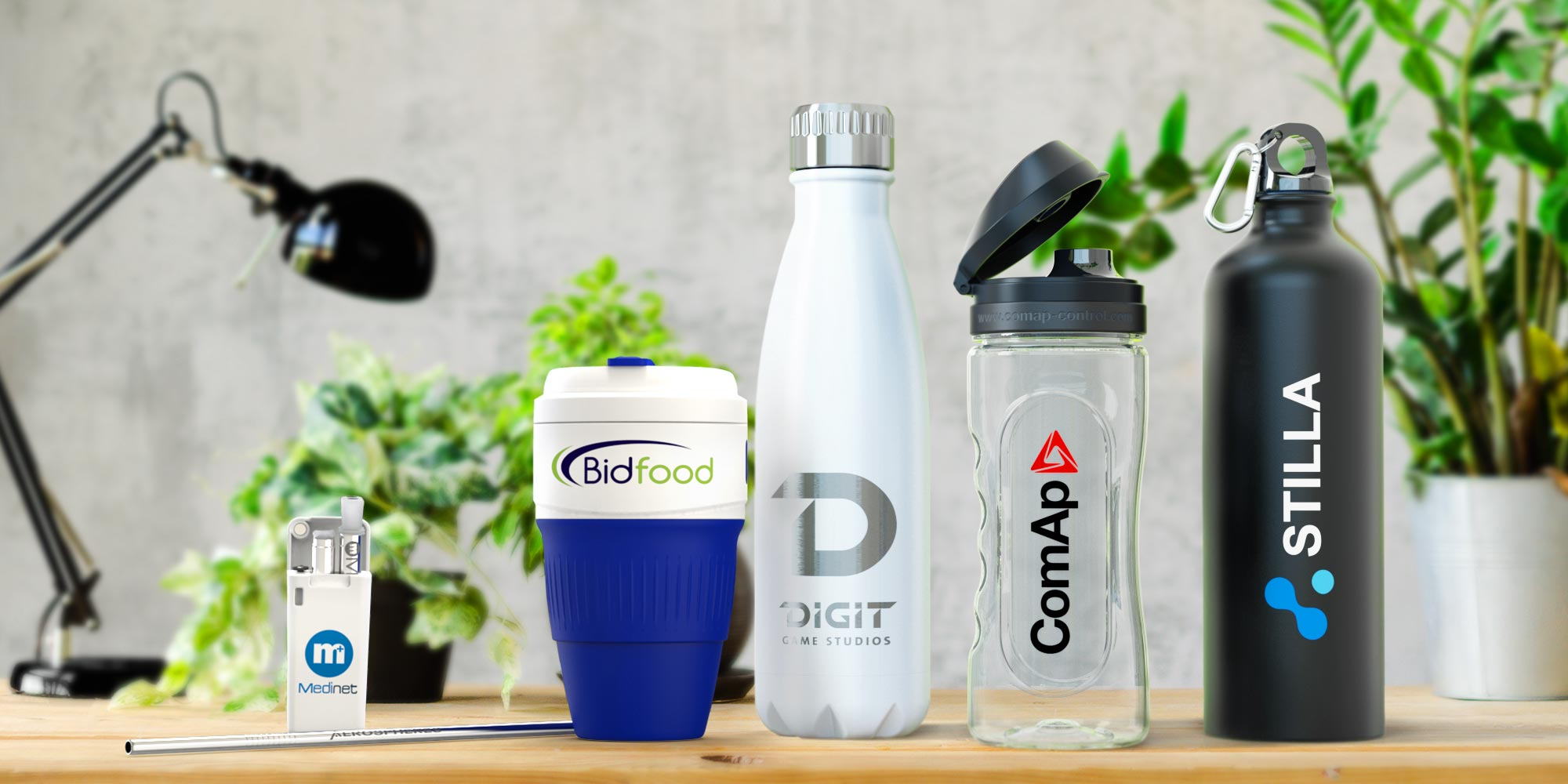 Flasky - Drinkware Samples