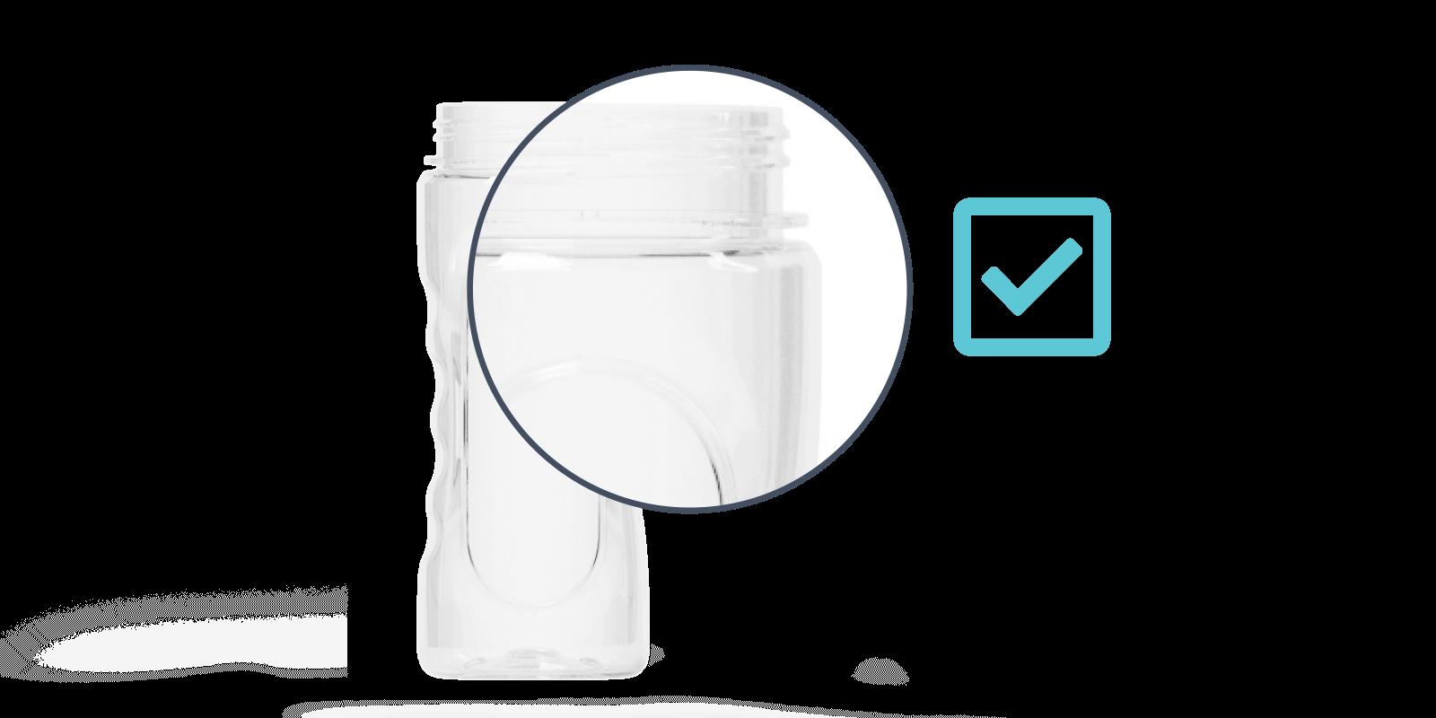 Wie wir Kunststoff-Flaschen herstellen - Step4
