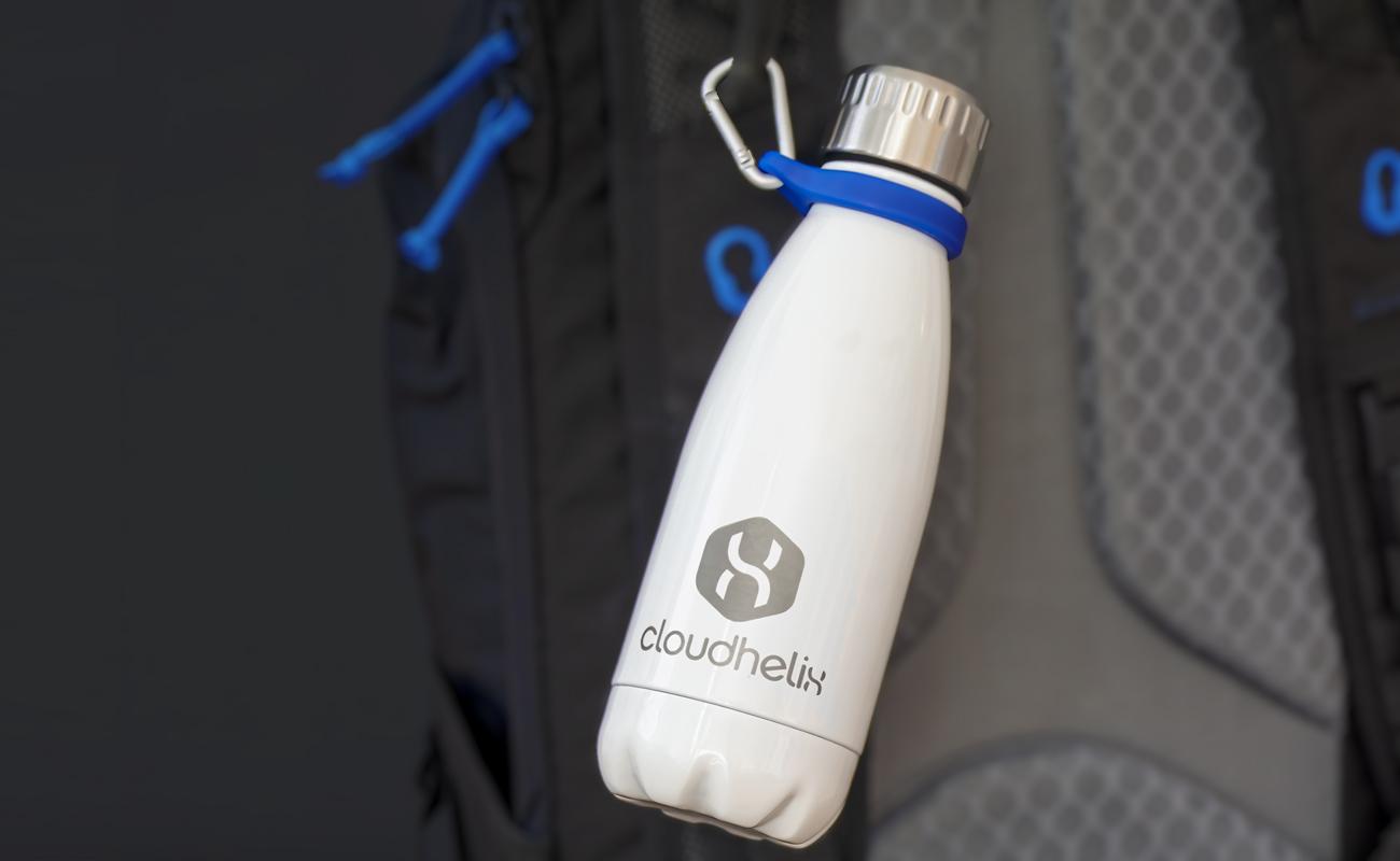 Nova - Trinkflaschen mit Logo