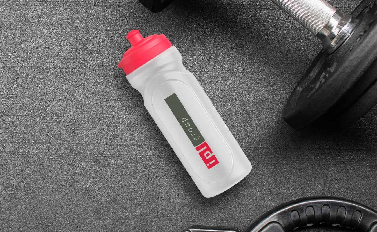 Refresh - Trinkflaschen mit Namen